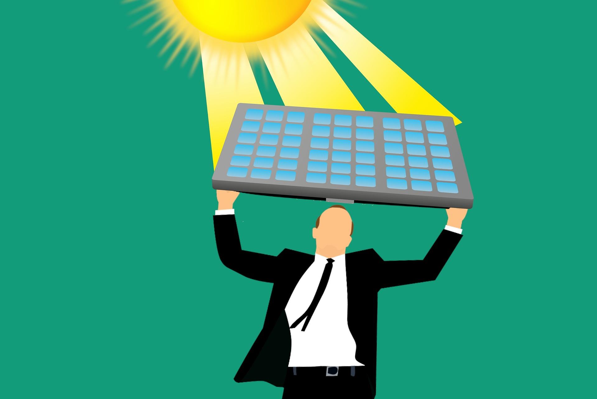 costo de los paneles solares